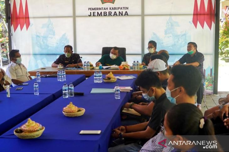 Pemkab Jembrana persiapkan sektor pariwisata