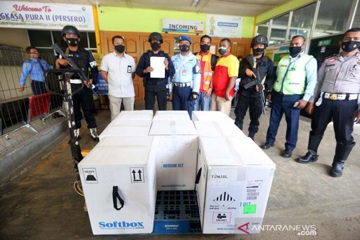 Vaksin Pfizer Tiba di Aceh