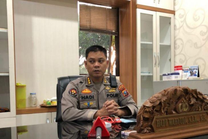 Polisi tangkap pelaku  pembunuh pria di hotel di Medan
