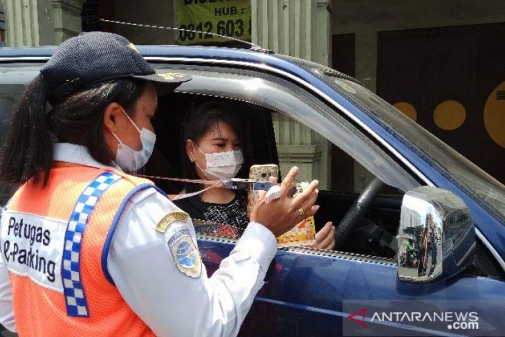 Pemkot Medan terapkan pembayaran parkir nontunai mulai 18 Oktober 2021