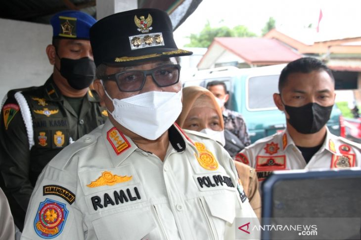 Bupati Aceh Barat ajak masyarakat doakan kesembuhan Gubernur Aceh