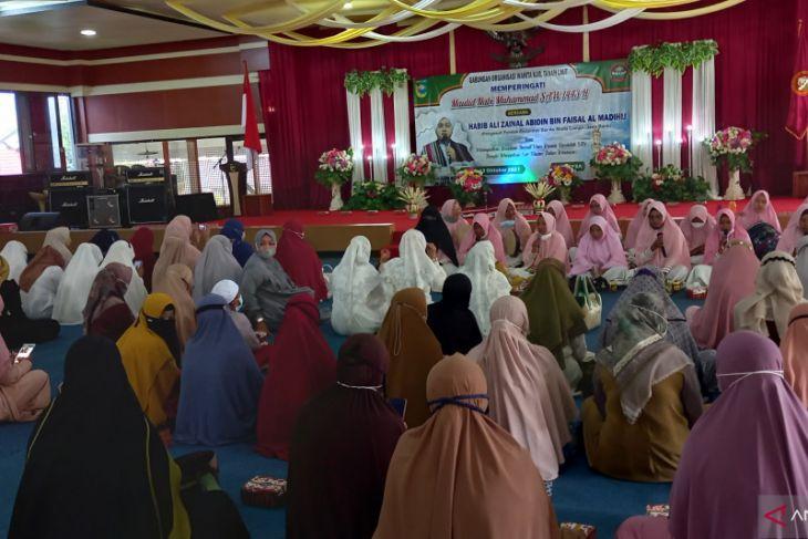 GOW Tanah Laut peringati Maulid Nabi Muhammad SAW 1443 Hijriah