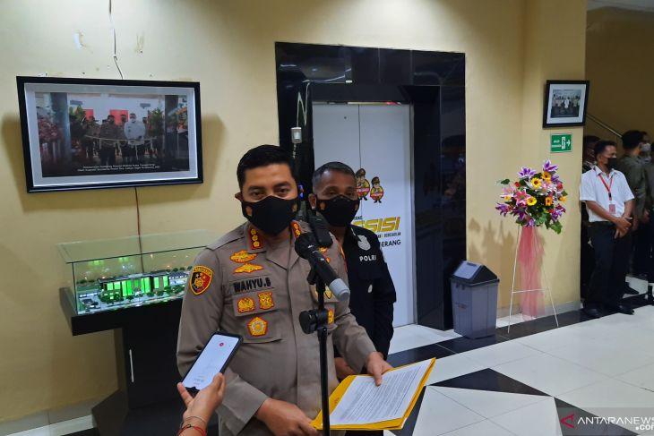 Kapolresta Tangerang minta maaf atas kekerasan oknum anggota pada mahasiswa