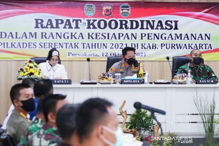 Bupati Purwakarta: Cegah potensi konflik dalam Pilkades serentak