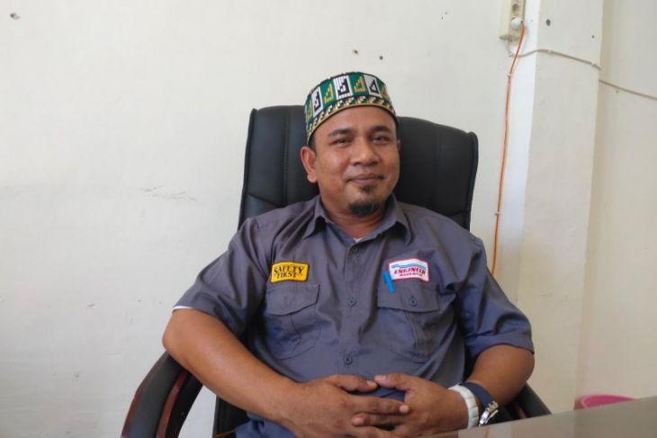 Ini perkembangan lelang paket di ULP Aceh Jaya