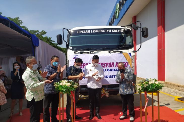 Indonesia ekspor sepeda ke Malaysia
