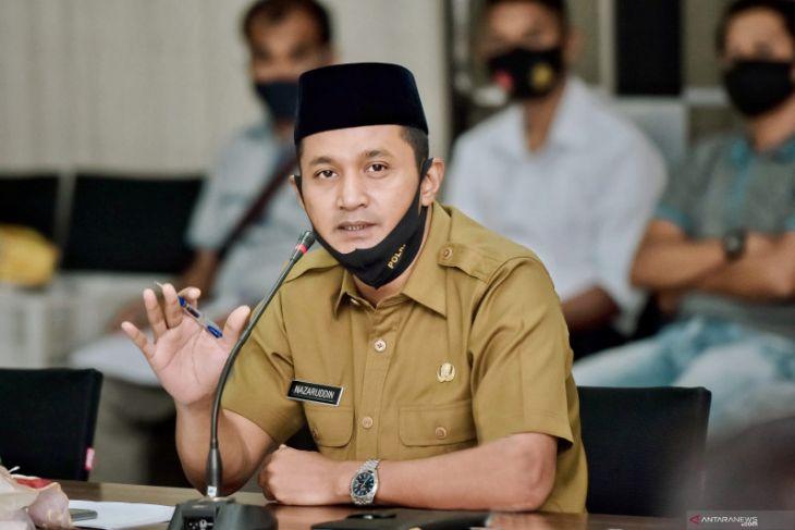 Wali kota Sabang doakan kesembuhan Gubernur Aceh