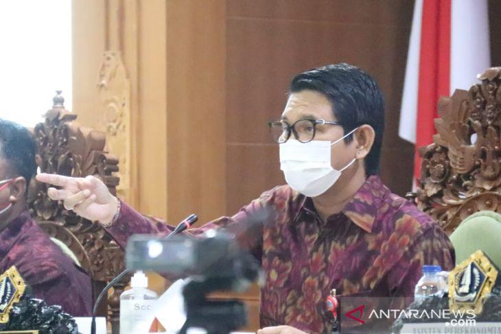 TPID Badung evaluasi inflasi triwulan III 2021