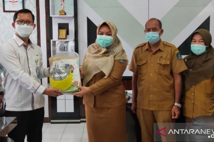 BPJAMSOSTEK Padang Sidempuan beri bantuan ke RSU dr FL Tobing Sibolga