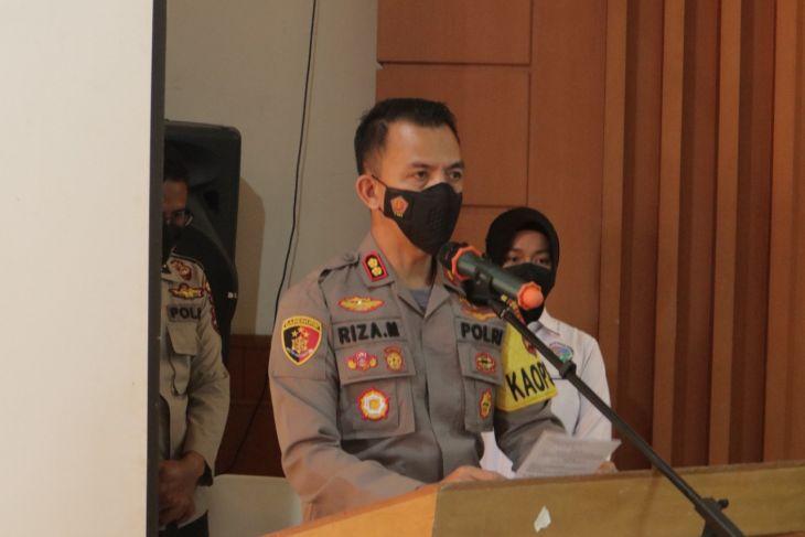 Polda Kalsel Asistensi pengawasan narkotika di Polres Tabalong