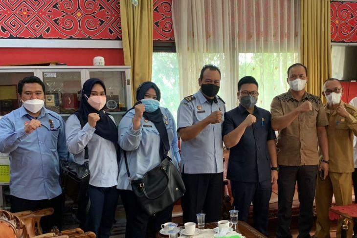 Kemenkumham Kalimantan Barat dorong harmonisasi Raperda Kabupaten Sekadau
