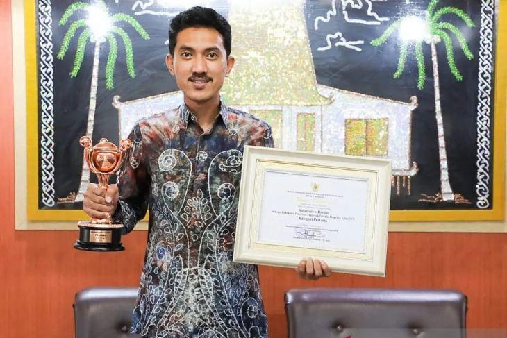 Pemkab Banjar raih Anugerah Parahita Ekapraya 2020