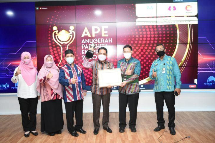 Pemkot Pontianak meraih Anugerah Parahita Ekapraya dari KPPPA