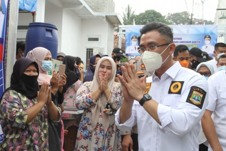 Pemprov Banten sambungkan listrik 4 ribu rumah warga di Pandeglang