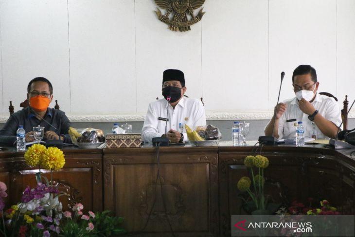 Pilkades Serentak Kabupaten Serang digelar 31 Oktober 2021