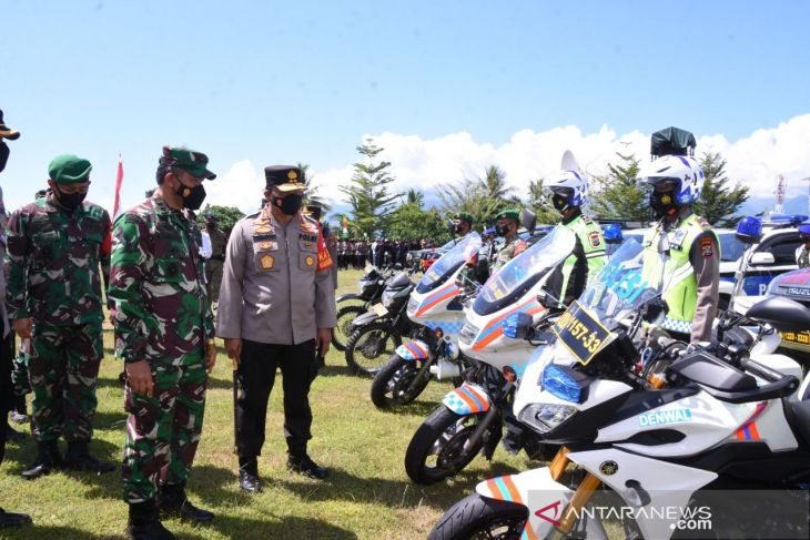 Manokwari kondusif jelang kunjungan Wapres Ma'ruf Amin