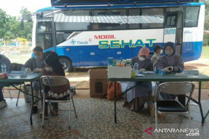 Mobil Sehat PT Timah bakal berkeliling melayani warga Pulau Belitung