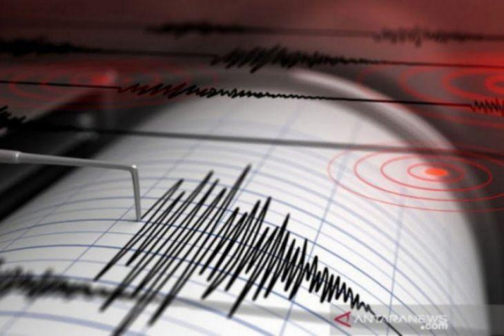 Gempa di Pacitan getarannya terasa hingga Yogyakarta