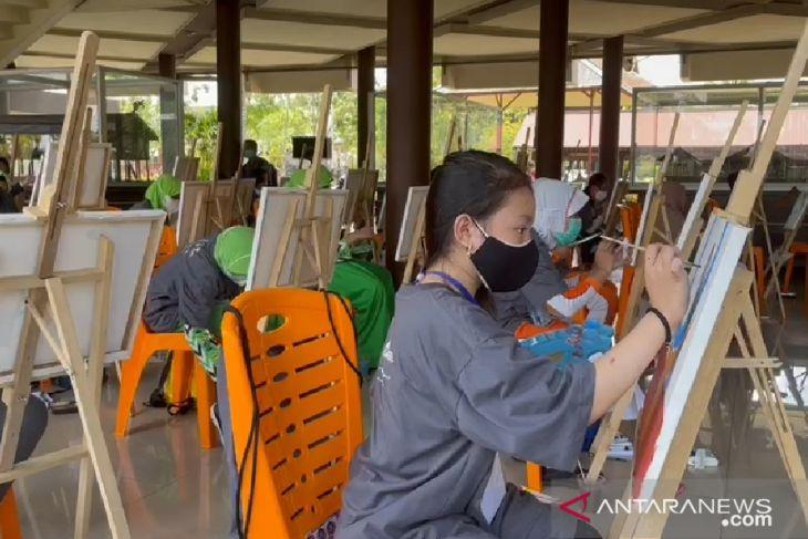 Museum Basoeki Abdullah gelar lomba melukis bagi siswa SD