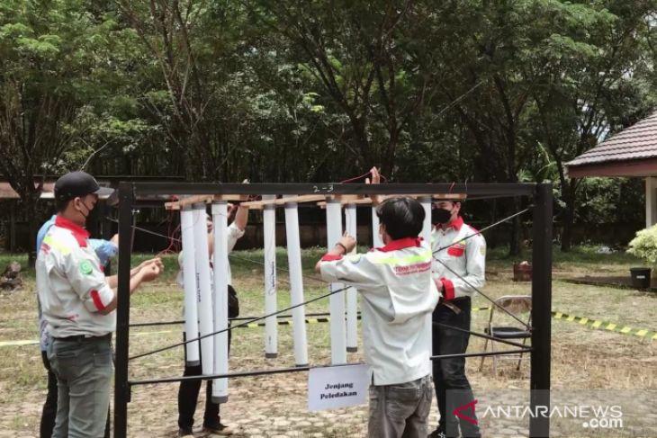 Poliban berbagi teknik peledakan tambang terbuka di Poltek Rantau