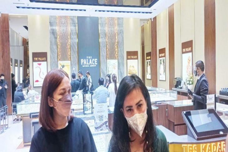 The Palace Jeweler buka gerai perhiasan ke-27 di Kota Medan