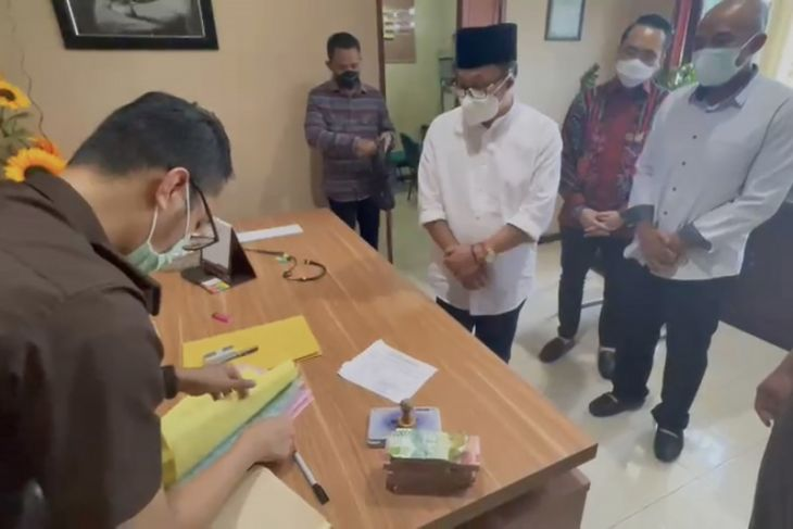 Denda pelanggaran PPKM Wali Kota Sutiaji masuk kas daerah Pemkab Malang