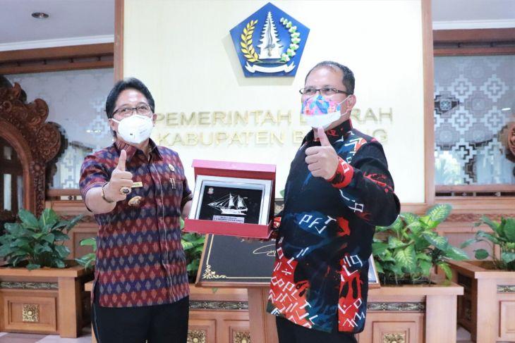 Badung-Makassar bahas pemulihan pariwisata
