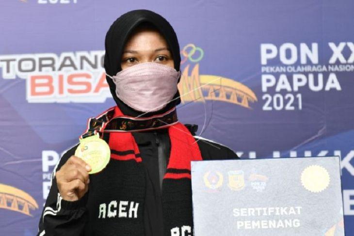 PON Papua - Jabar di ambang juara umum, Aceh tambah emas dan perunggu dari kempo