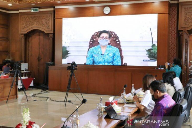 Putri Suastini Koster ajak PKK Bali tanggap hadapi bencana