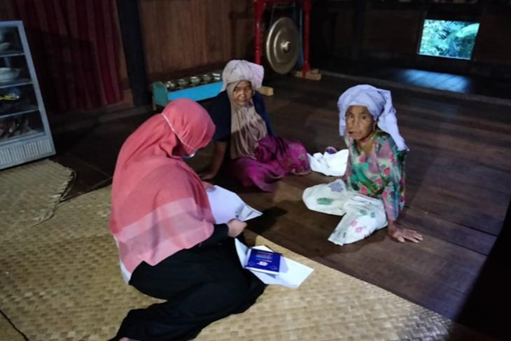 Language Agency indexing Jambi Malay words