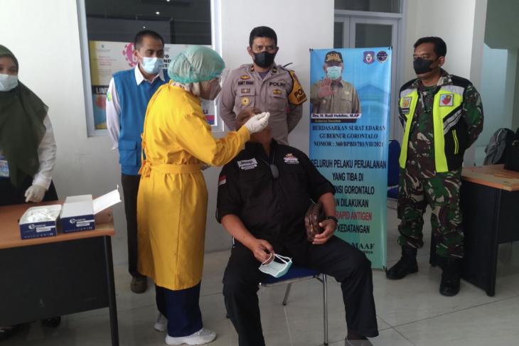 Gubernur Gorontalo minta semua pihak mematuhi