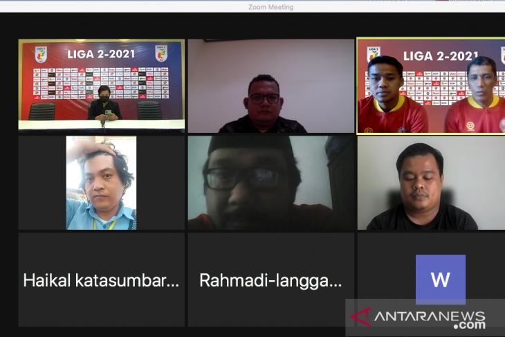 Semen Padang FC  incar kemenangan perdana di Liga 2 hadapi PSMS Medan
