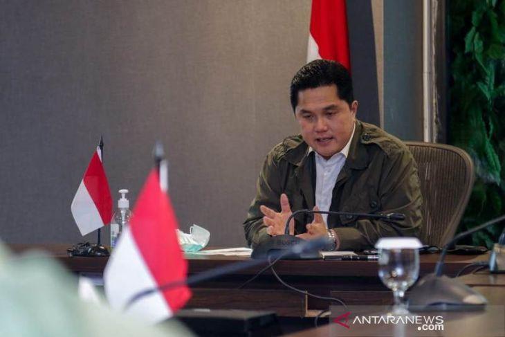 Menteri BUMN minta BNI bantu diaspora Indonesia membuka usaha di luar negeri