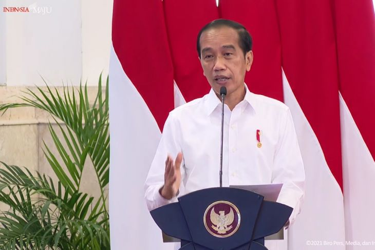 Presiden: Bangsa Indonesia harus arif kembangkan teknologi