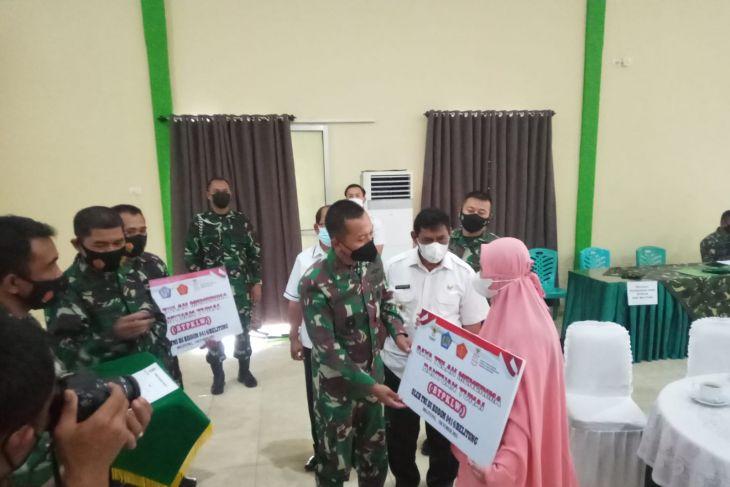 1.328 PKL di Belitung terima bantuan tunai Rp1,2 juta
