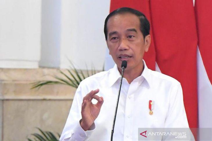 Presiden: Indonesia akan bangun kawasan industri hijau pertama di dunia
