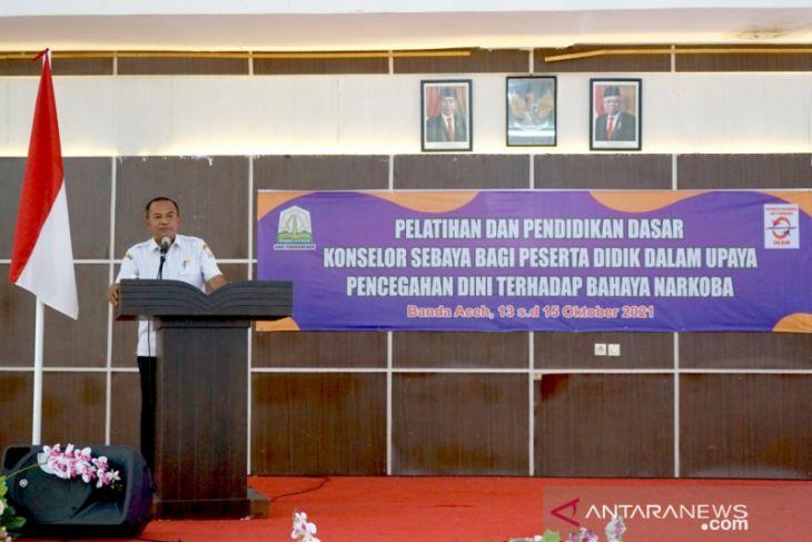 Disdik Aceh-IKAN perkuat pendidikan karakter cegah narkoba bagi pelajar