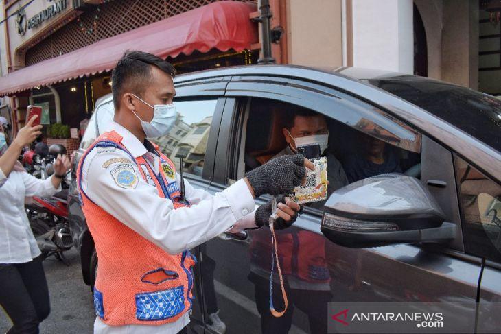 Wali Kota Medan bertekad selamatkan PAD melalui e-parking