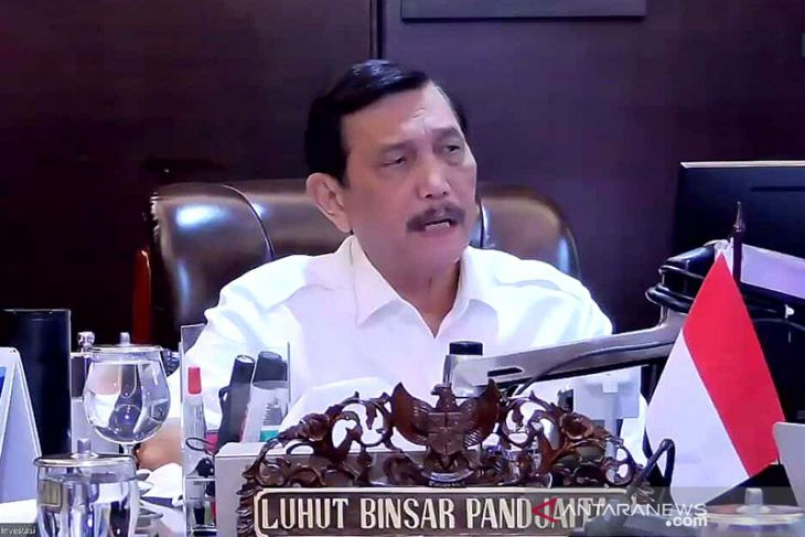 Menko Luhut soroti masih dangkalnya pendalaman pasar keuangan Indonesia