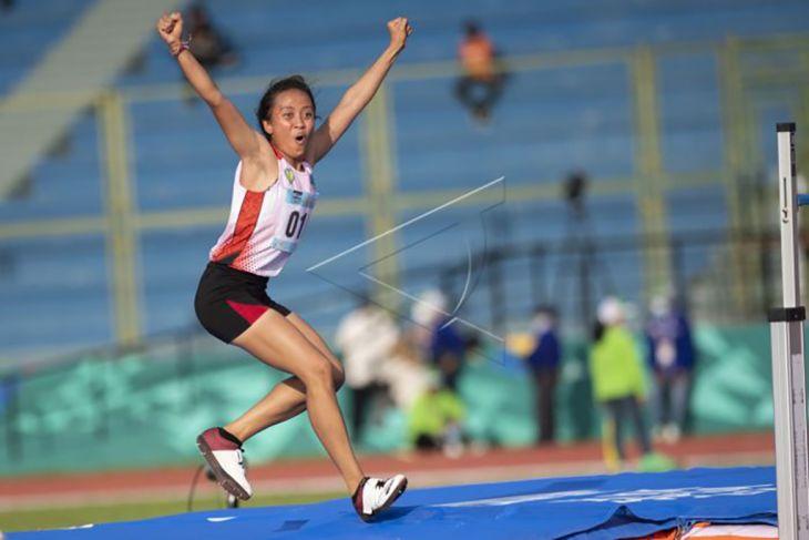Ni Made Eppi raih medali emas lompat tinggi PON Papua