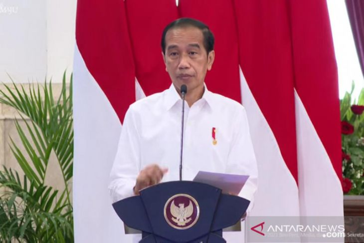 Indonesia must summon courage to stop raw materials exports: President