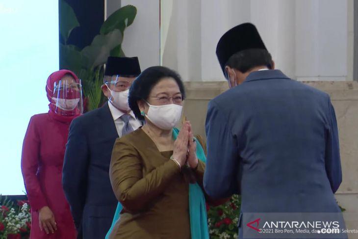 Presiden lantik Megawati sebagai Ketua Dewan Pengarah BRIN