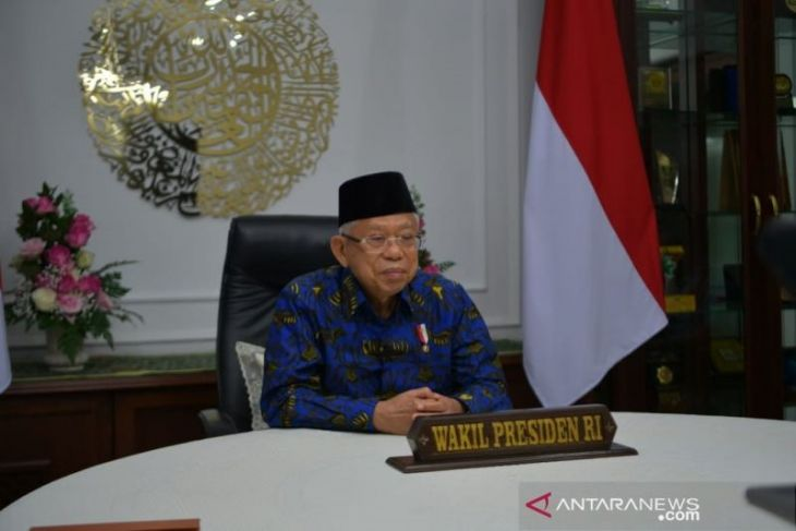 Wapres pemerintah menyediakan listrik tenaga surya untuk masyarakat miskin ekstrem Maluku