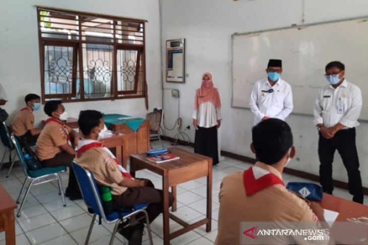 Pemkot Depok siap lakukan tes swab secara acak siswa dan guru yang PTMT