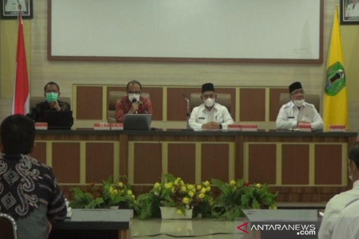 Komisi Pemberantasan Korupsi kembali kunjungi HSU