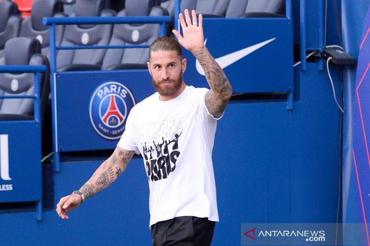 Liga Prancis: Debut Sergio Ramos untuk PSG kembali ditunda