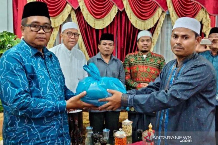 Aceh Barat gandeng ulama tingkatkan vaksinasi COVID-19 di masyarakat