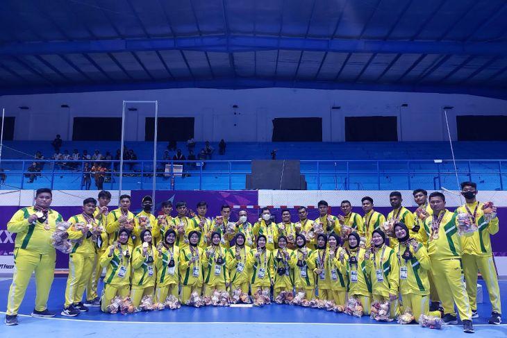 PON Papua -  Manajer Kaltim puas raih satu medali emas bola tangan
