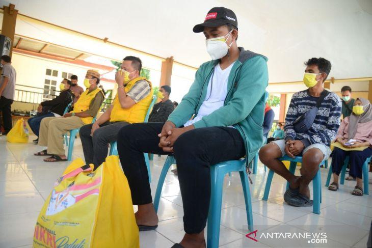 2.134 KPM di Kota Gorontalo terima bantuan pangan dari Pemprov