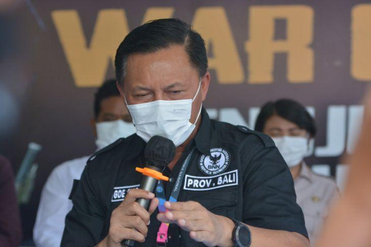 BNN Bali minta pecandu narkoba tak takut lapor dan rehabilitasi